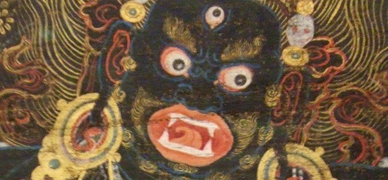 Disfruta del arte asiático