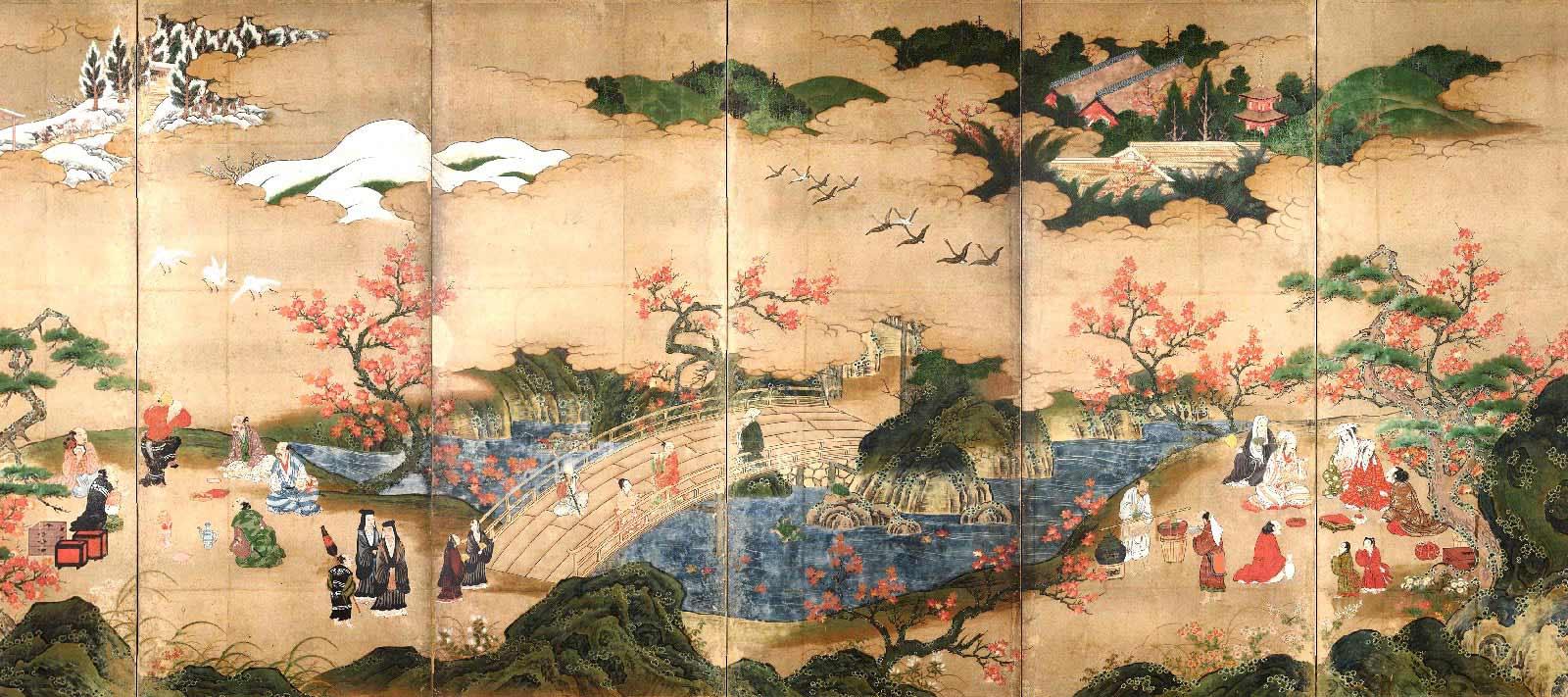 Lo que destaca en el arte oriental