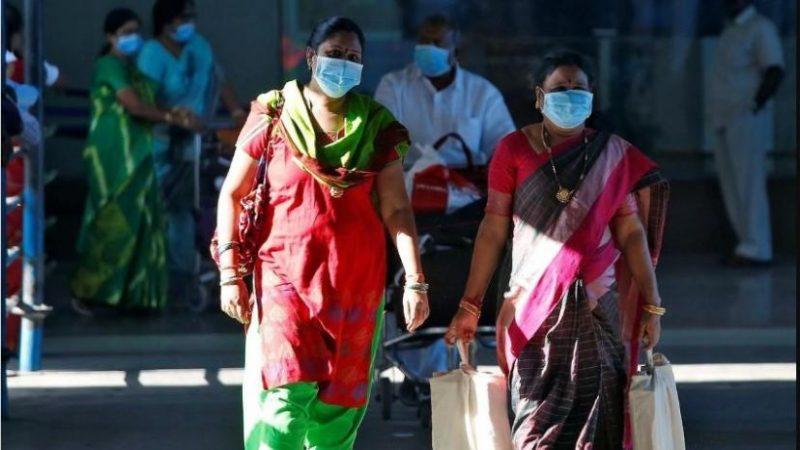 India se acerca al segundo lugar en el mundo con más contagios por COVID-19